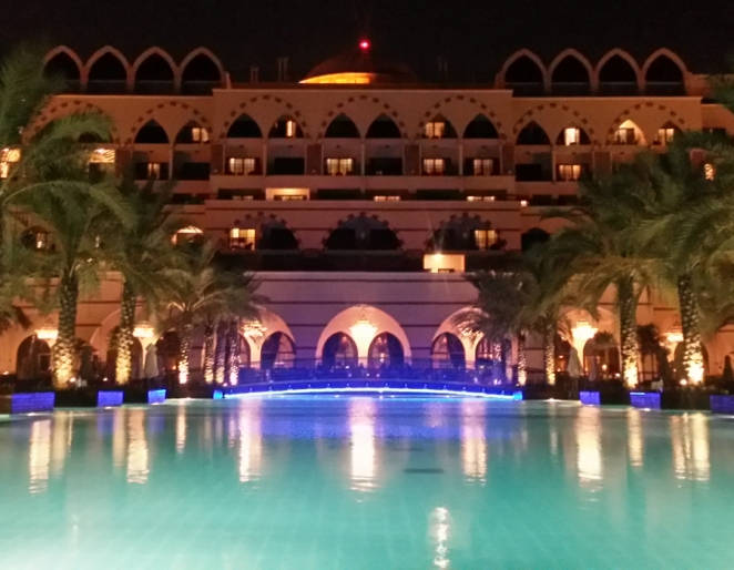 Pool Jumeirah Zabeel Saray
