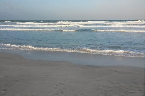 Insiders' tip for beach lovers: Public Beach in UAQ
